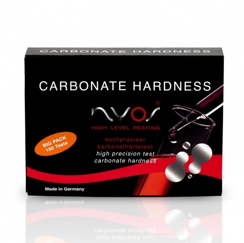 Nyos Testkit KH Carbonate Hardness Professional
