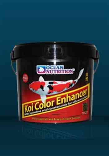 Ocean Nutrition Koi Color Enhancer 7mm 2kg