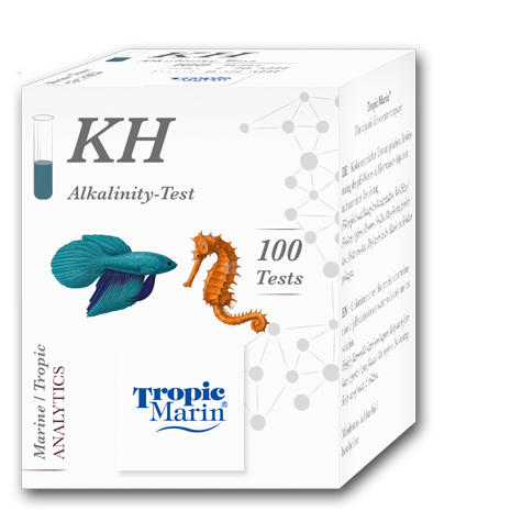 Tropic Marin KH/ALKALITNITY-TEST PROFESSIONAL