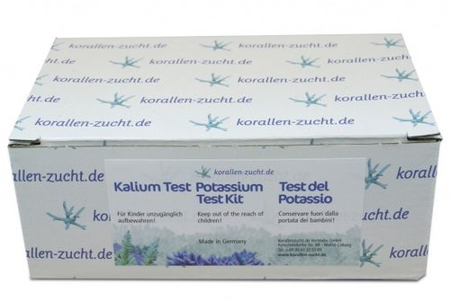 Korallen-Zucht Potassium Test Kit