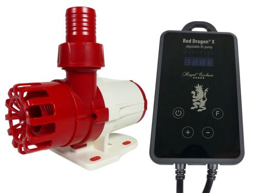 Royal Exclusiv Red Dragon® X 85 Watt / 6,5m³