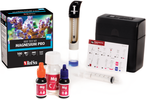 Red Sea Magnesium Pro Refill 60 Tests